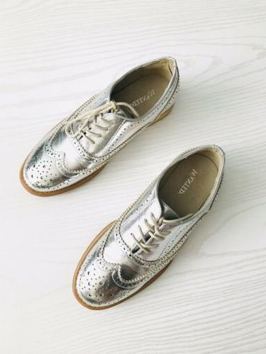 Wanted Shoes Lace BABE Silver