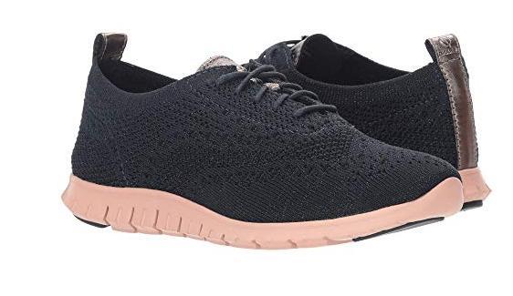 NIB Cole Haan Women's Zerogrand Stitchlite Oxford Shoes W117