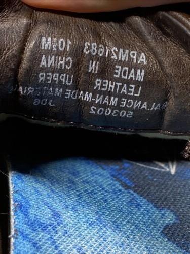 Rockport Northfield Mens Leather Shoes 10.5 Waterproof