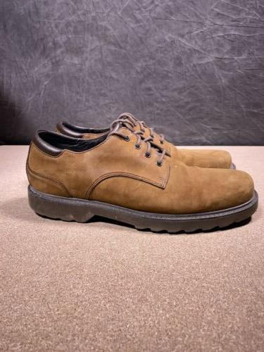 Rockport Leather Shoes Waterproof