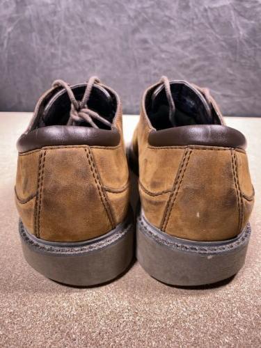 Rockport Mens Brown Leather Waterproof