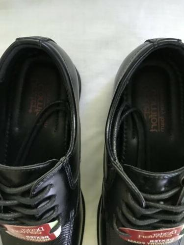 NWT Men's Spencer Black Shoes