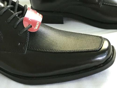 NWT Men's Dexter Spencer 6 Black Shoes