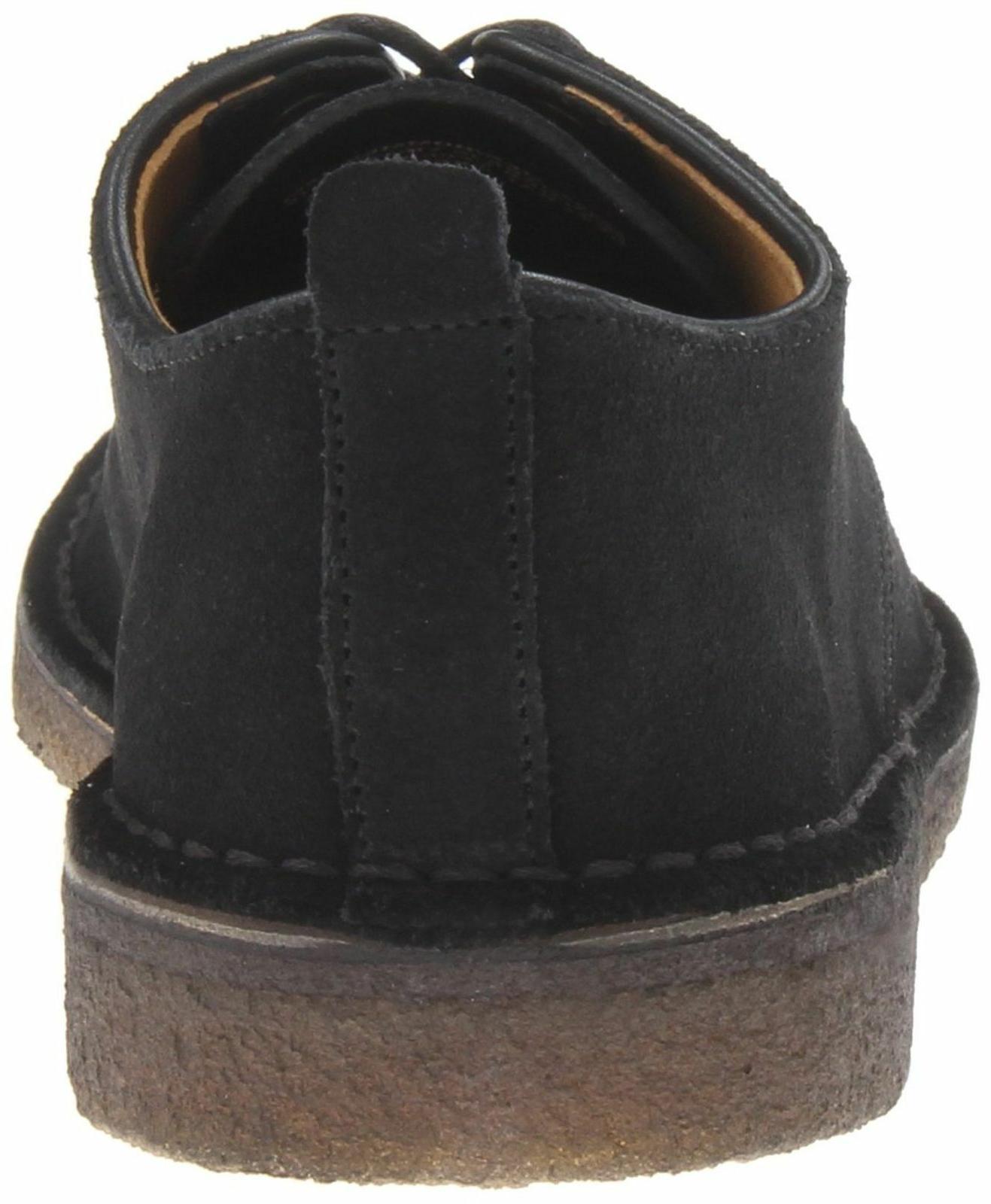 Clarks London Black Shoes