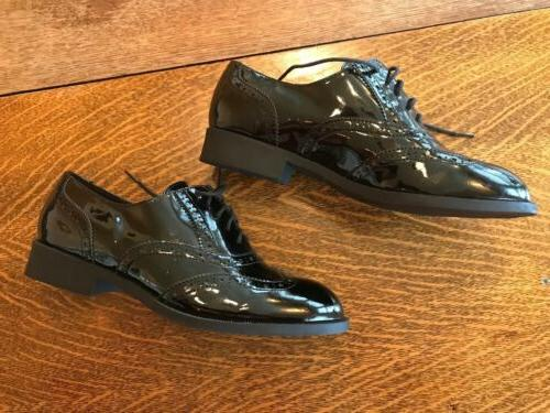 Wanted Faux Leather Ladies Dress Shoes Wear