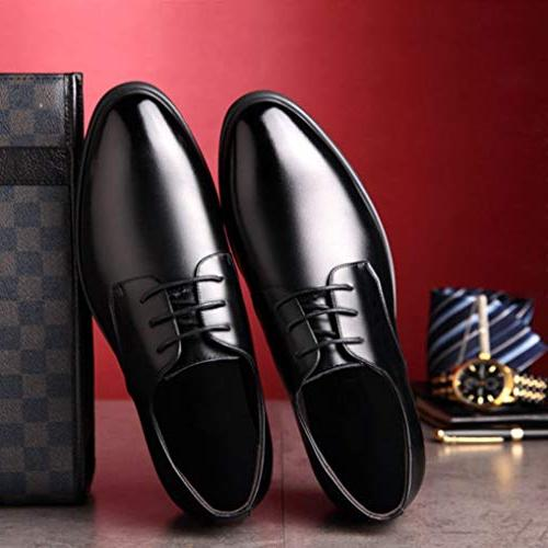 Starttwin Men's Oxfords Autumn Comfort Shoes