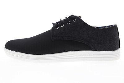 Ben Sherman Preston BNM00119 Black Casual Lace Up Shoes 9