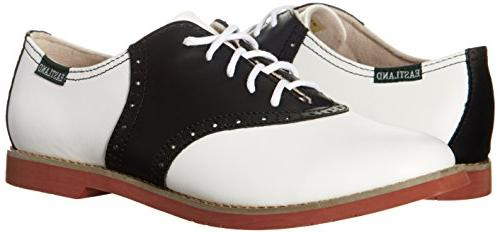 Eastland Sadie Black/White,