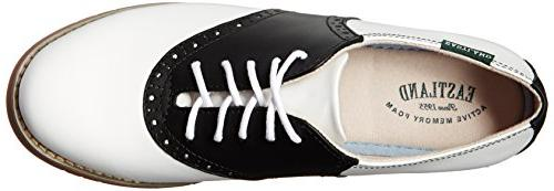 Eastland Women's Black/White, 8.5 M