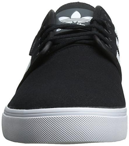 adidas Originals Men's Lace Up Shoe, White Gum, US