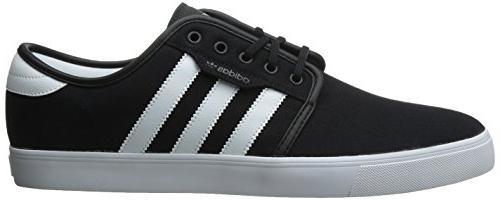 adidas Men's Lace Up Shoe, White M US