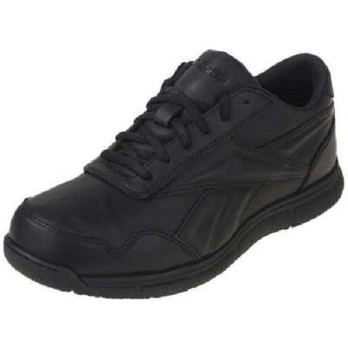 Reebok Shoes: Men's Black RB1130 Soft Toe EH Jorie LT Oxford