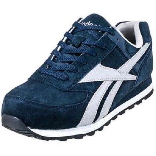 Reebok Shoes: Men's Navy RB1975 Leelap EH Steel Toe Retro Jo
