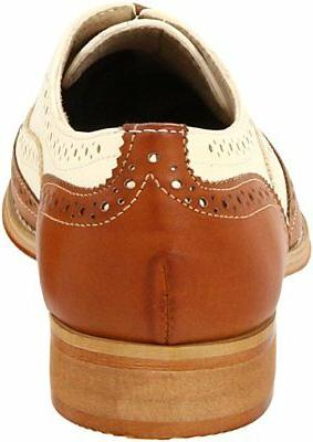 Wanted Shoes Oxford Lace Up Tailored