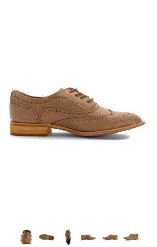 Wanted Oxford Shoe 51/2 in