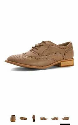 Wanted Shoes Women's Babe Oxford Shoe 51/2 New in box