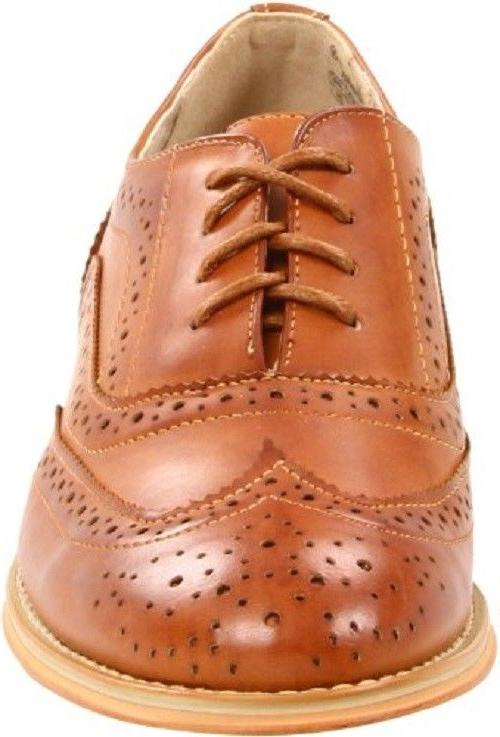 Wanted Shoes Women's Babe Oxford Shoe Choose Size/Color