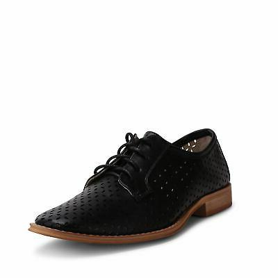 shoes women s leah perforated cutout lace