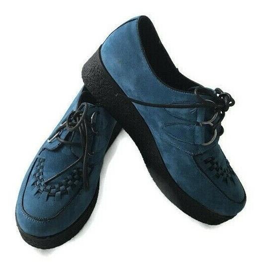 Wanted Shoes Women's Oxford Up Toe