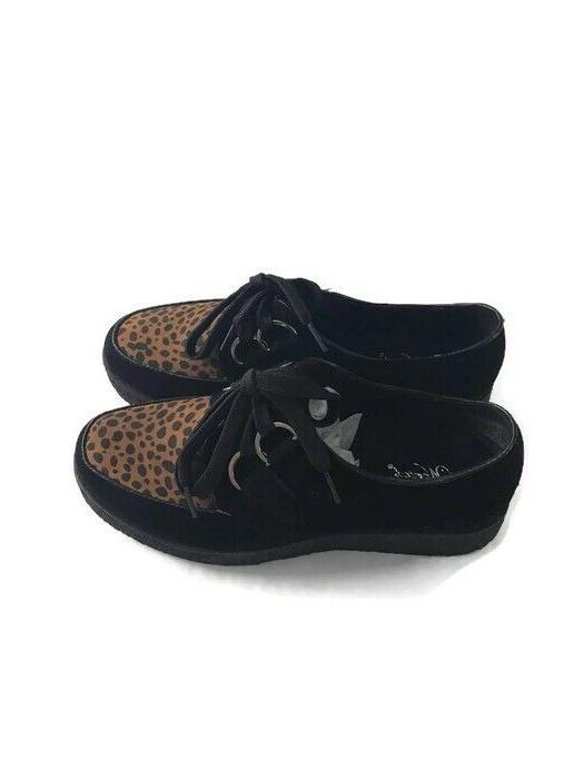 Wanted Shoes Women's Oxford Toe
