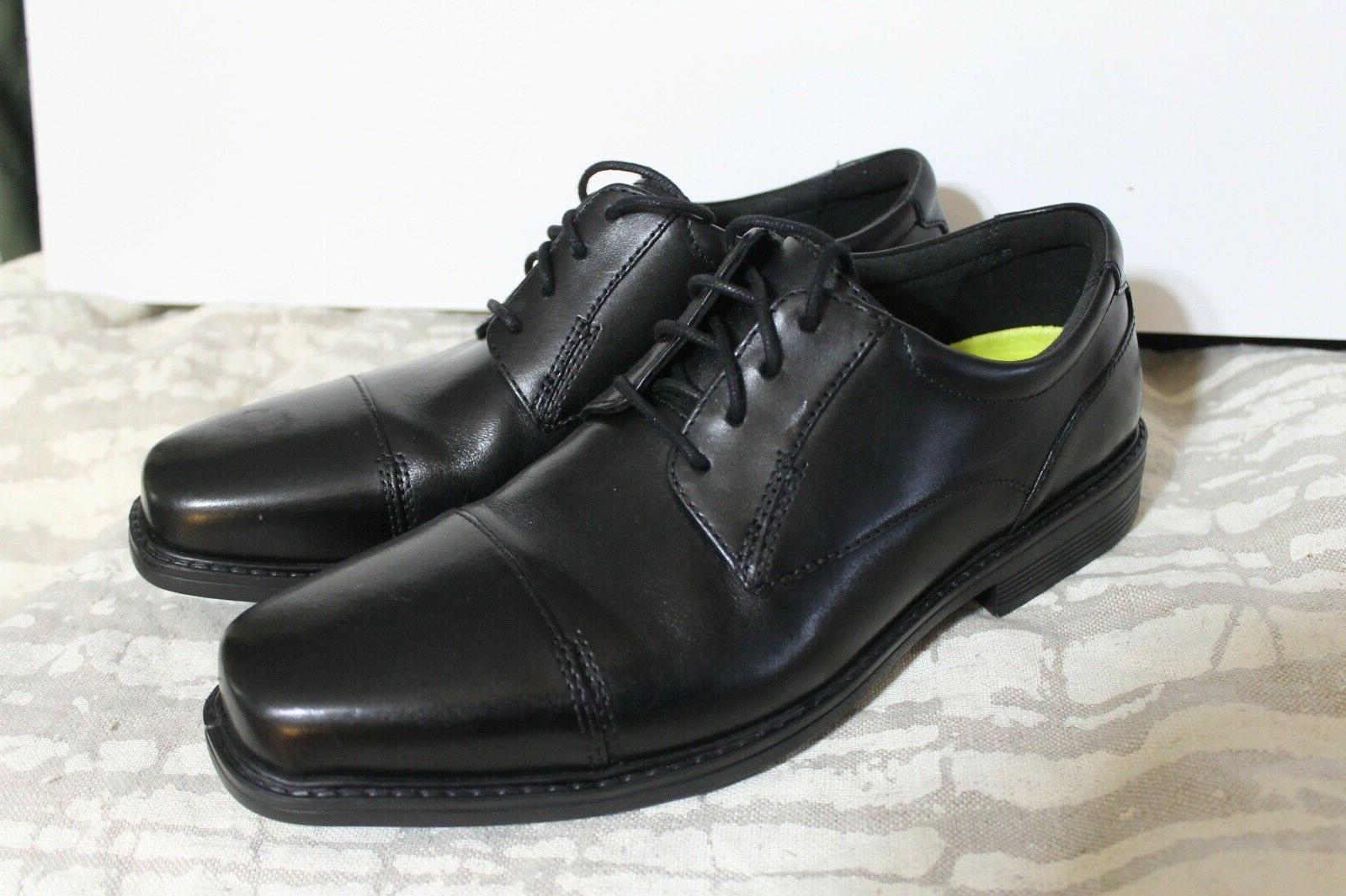 Size 8W WENHAM shoes Black