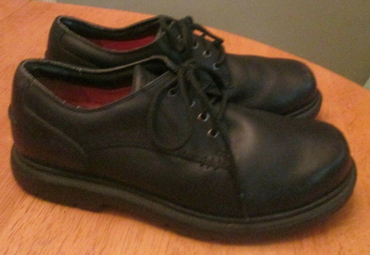 TIMBERLAND SMART LEATHER Oxford Shoes Mens MINT