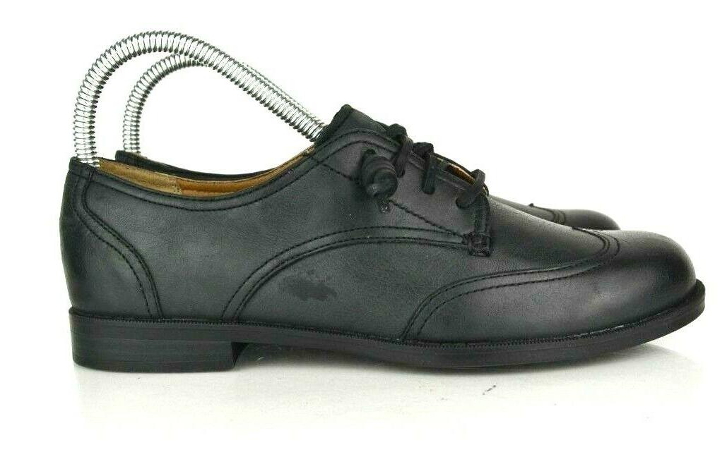 Sperry 7 Black Slip
