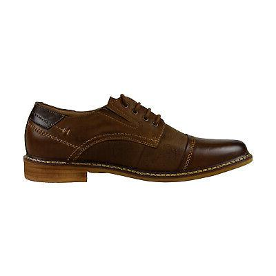 Steve Madden Mens Brown Casual Lace 11