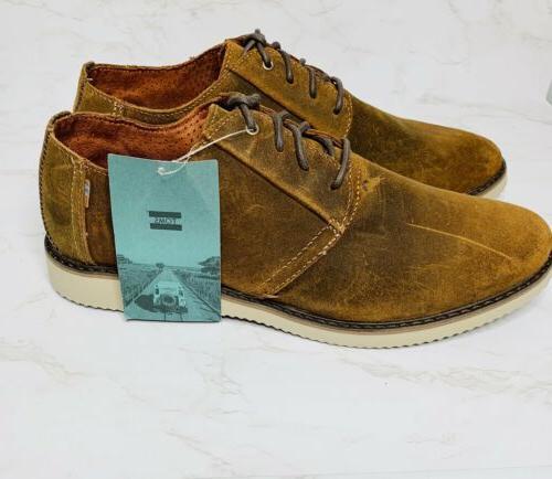 Toms Preston Oxford Leather