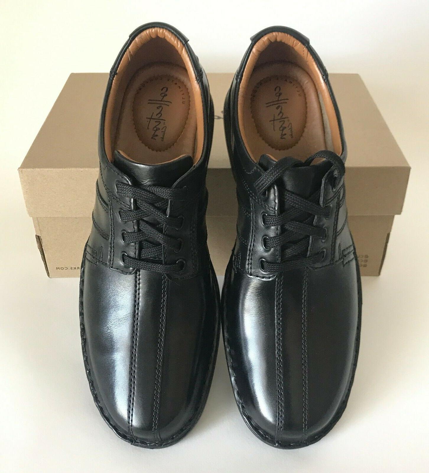 Clarks Men's Touareg Vibe Wide Oxford Shoes  - 11.5 M