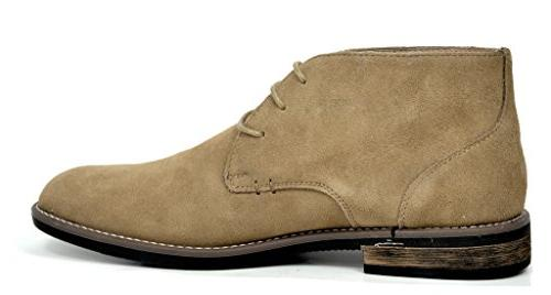 Bruno URBAN-01 Sand Classic Suede Lace US