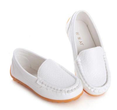 US Boys Baby Loafers Sneaker Boat