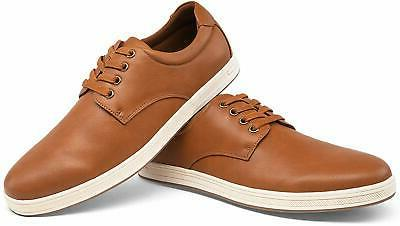 VOSTEY Mens Casual Fashion Casual Oxfords