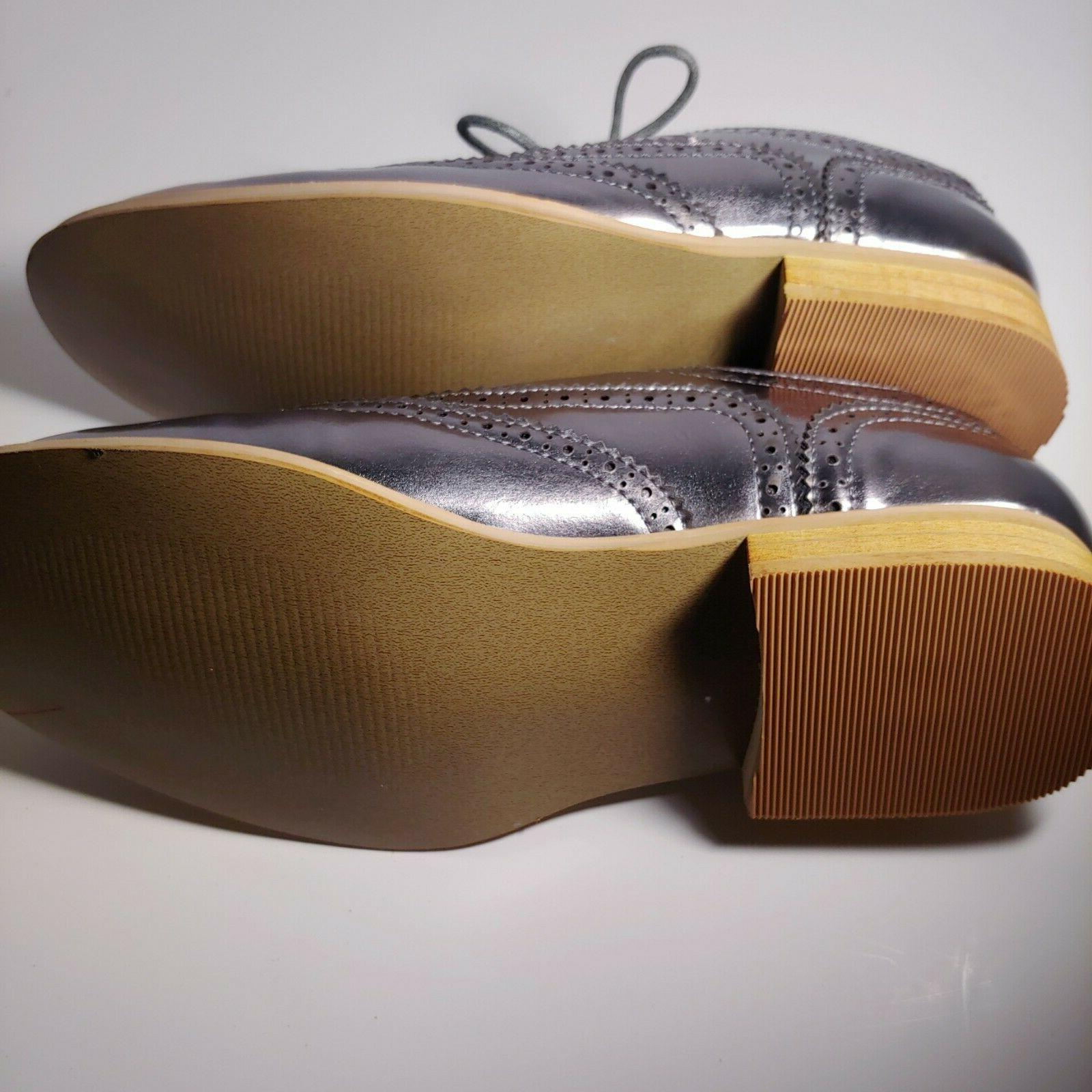 Wanted Pewter shoe size