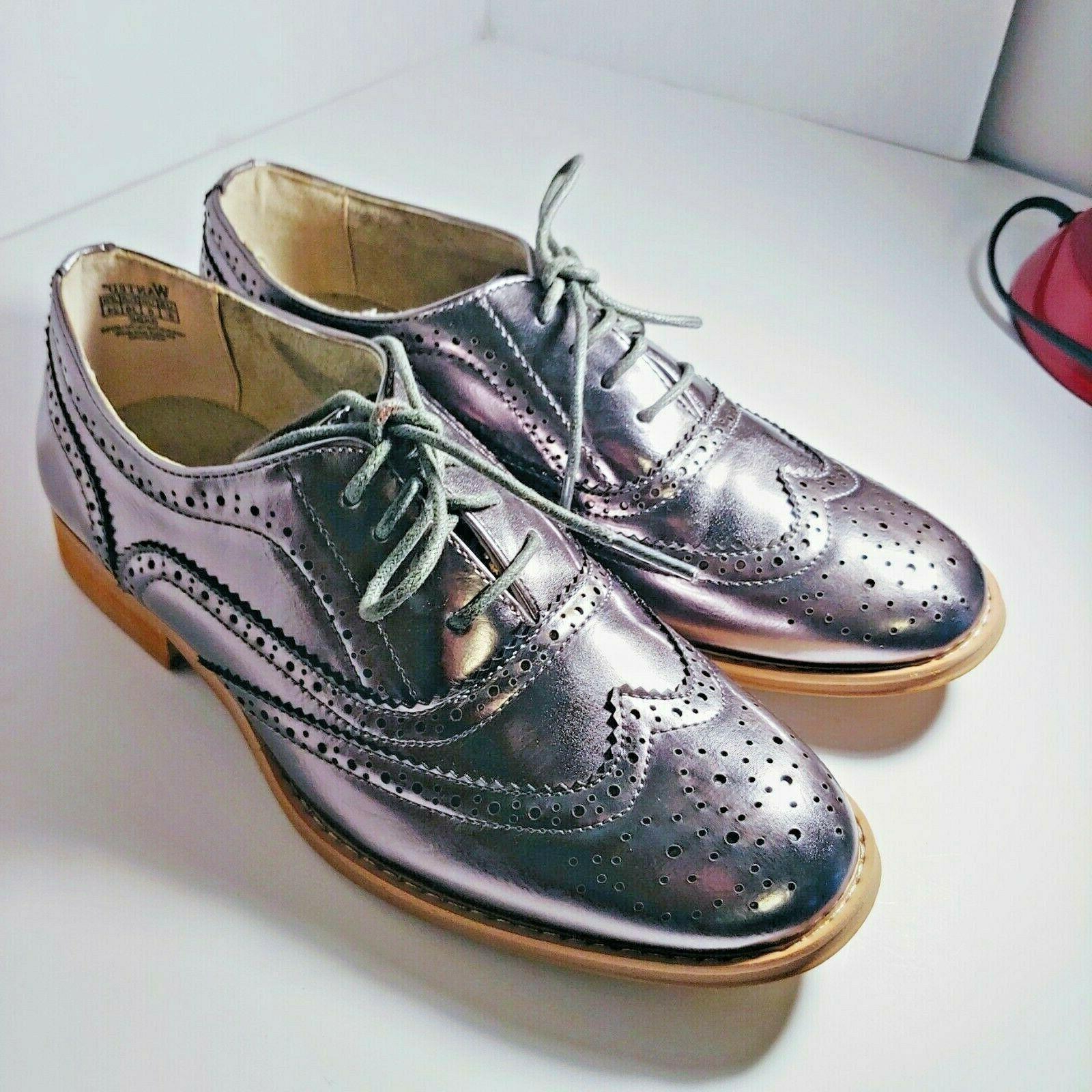 wanted women pewter shoe size 8 babe