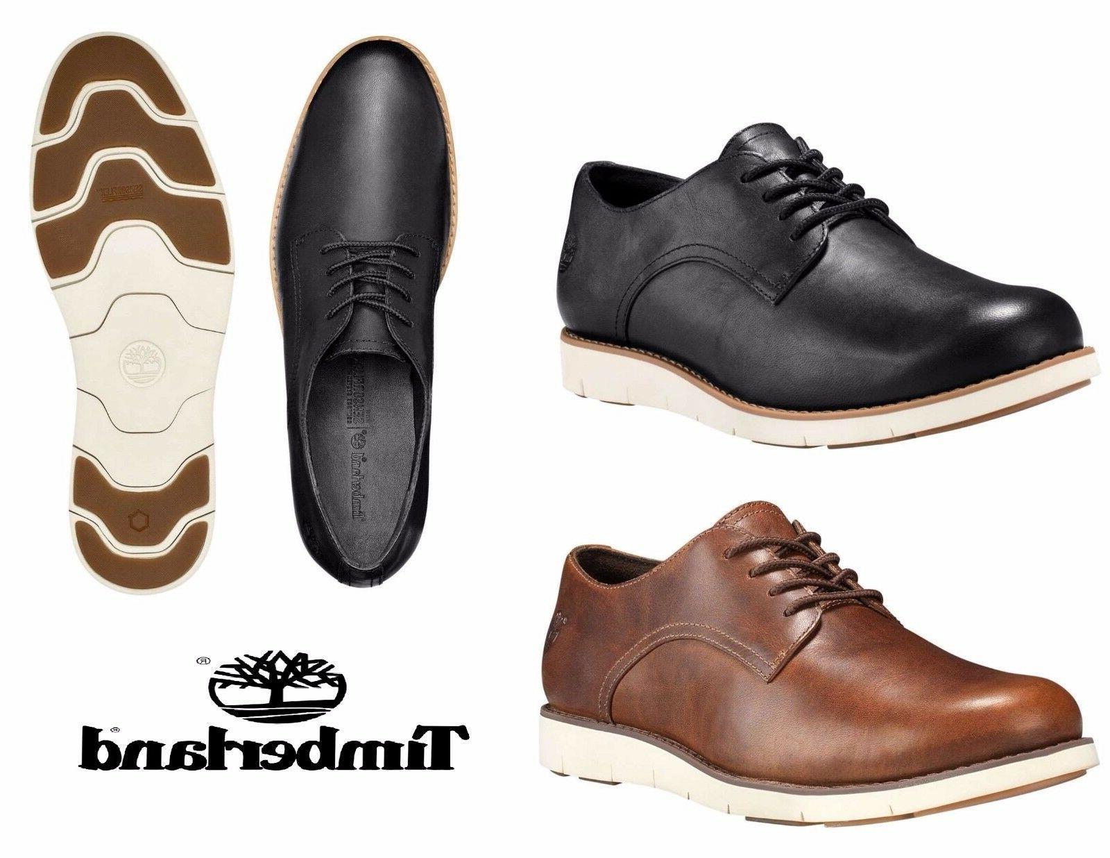 Timberland Women NEW Lakeville Leather Ortholite Oxford Shoe