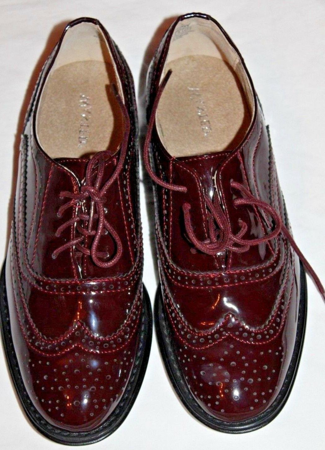 Wanted Patent Leather Oxford