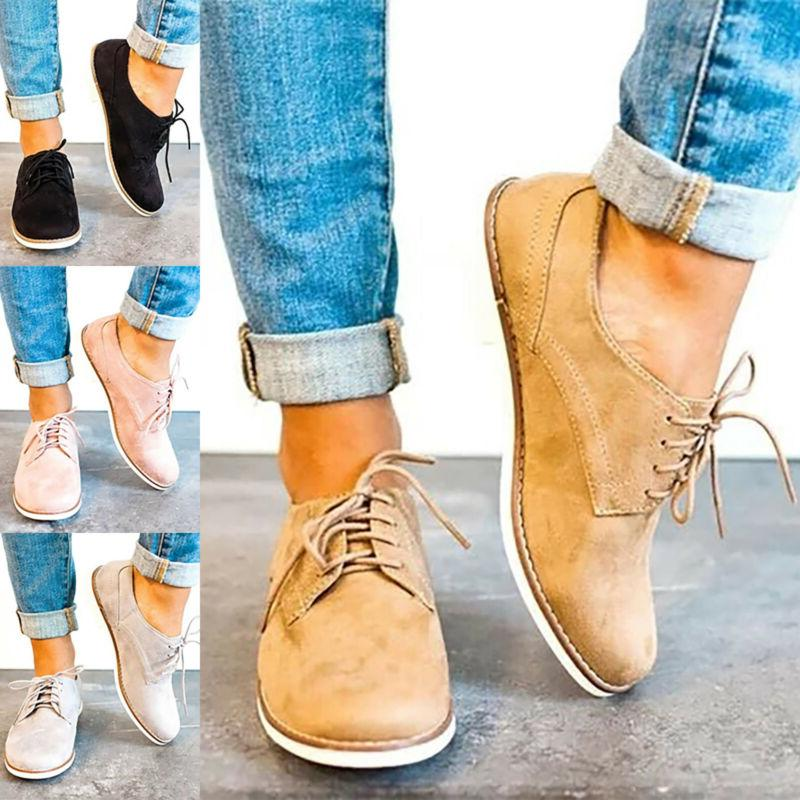 us women casual shoes wing tip brogues
