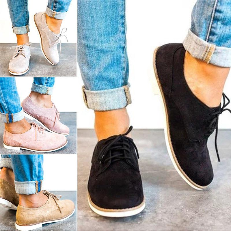 US Casual Shoes Wing Tip Brogues Dress Loafers Lace Up