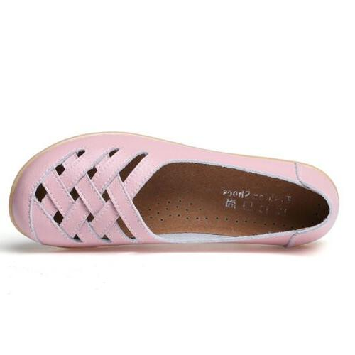 Women's Driving Flat Loafers