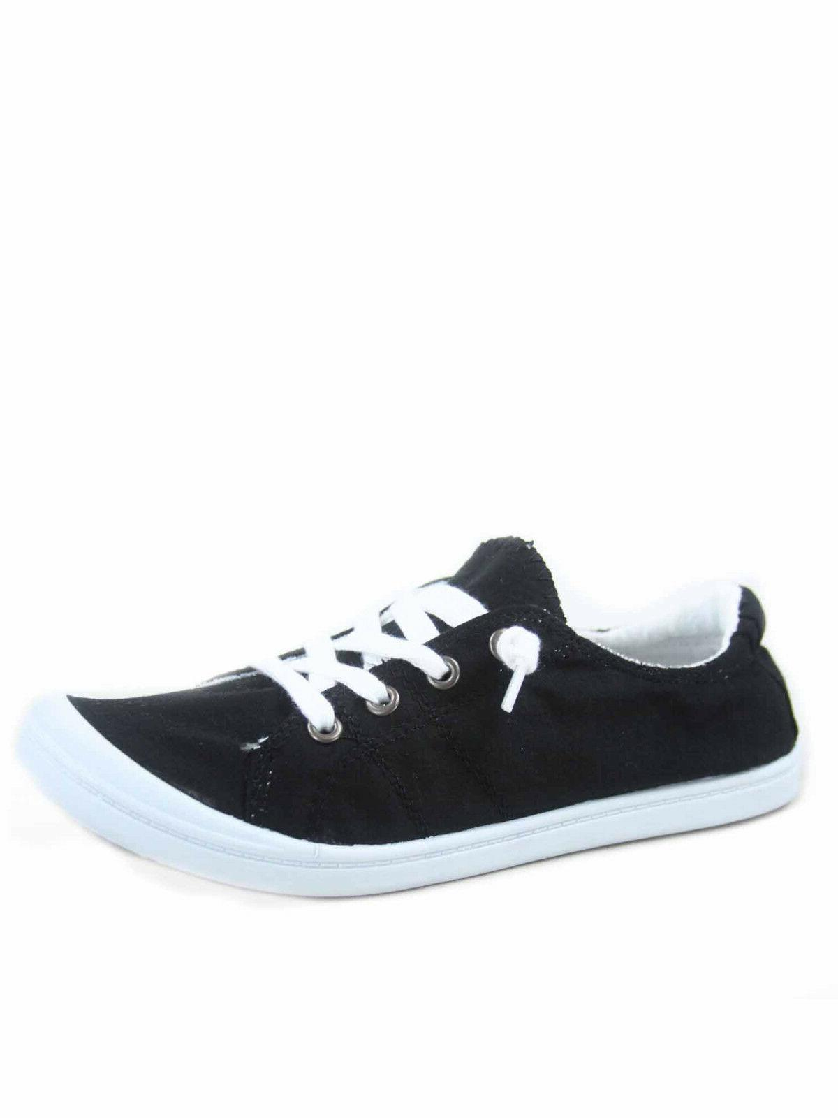 Women's Causal Slip Flat Sneaker 5.5