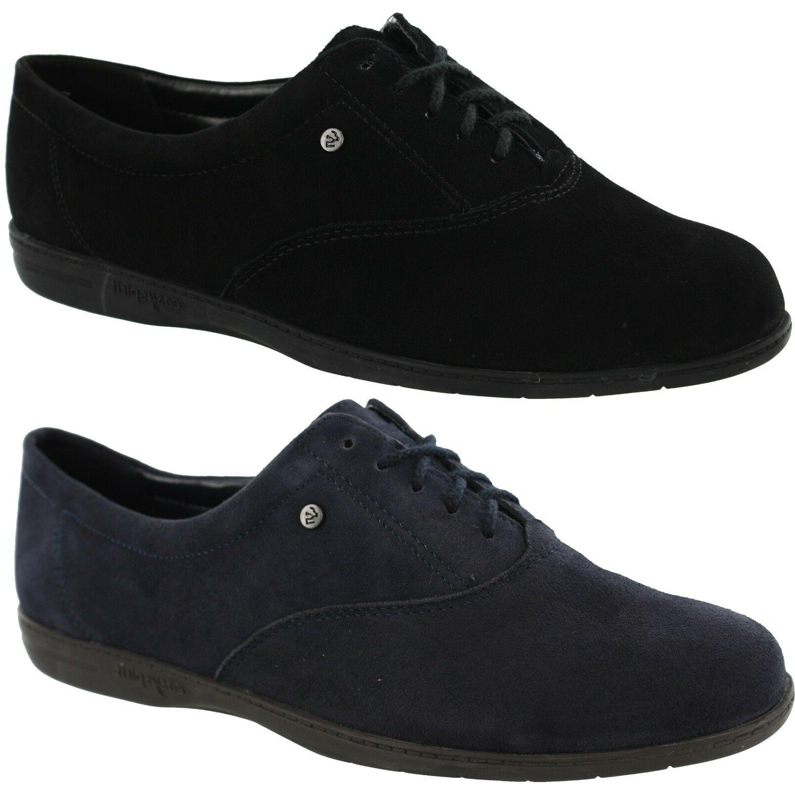 women s motion lace up oxford shoes