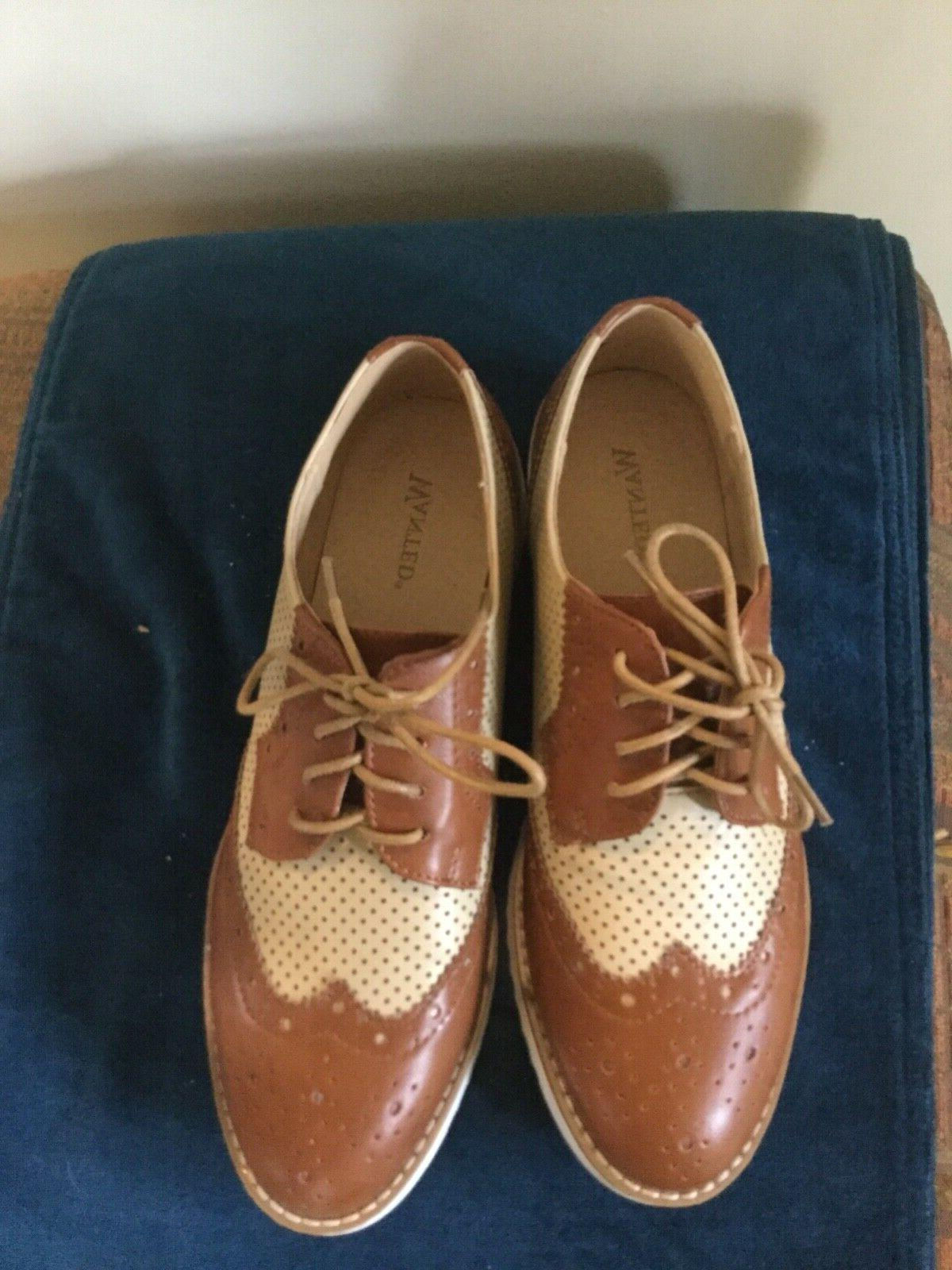 Women's Oxfords Size cond!