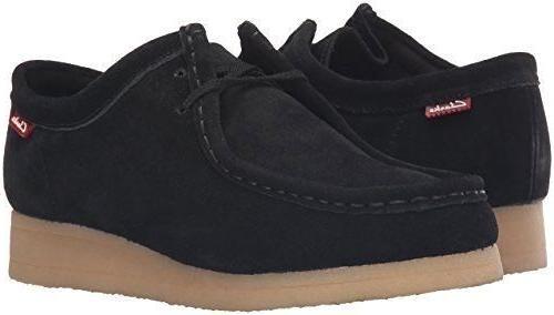 Padmora Oxford Black Suede Shoes 26120706