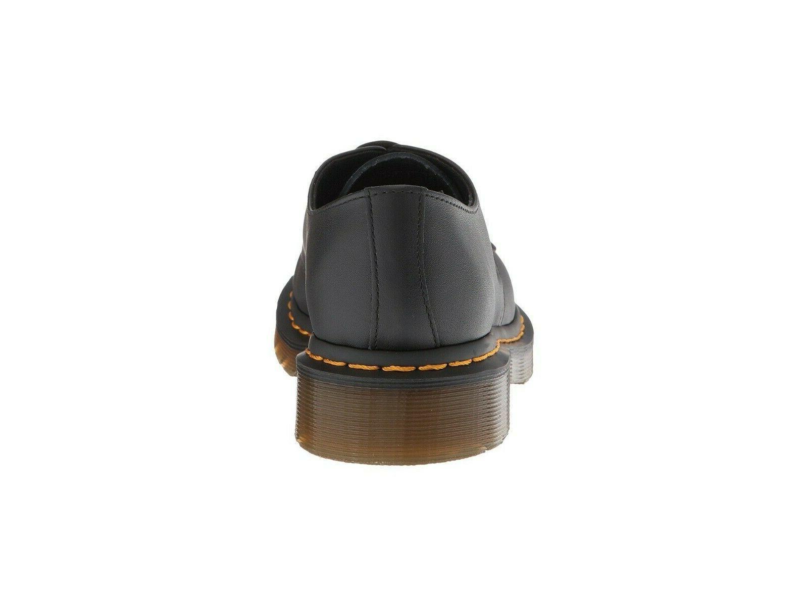Women's Shoes 1461 VONDA Leather Floral Oxfords BLACK