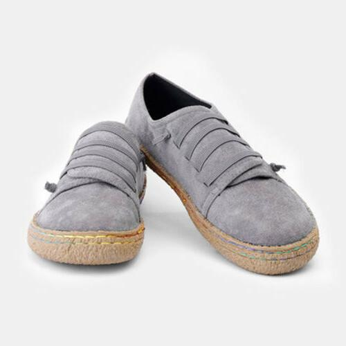 Women's Oxford Moccasins Flats