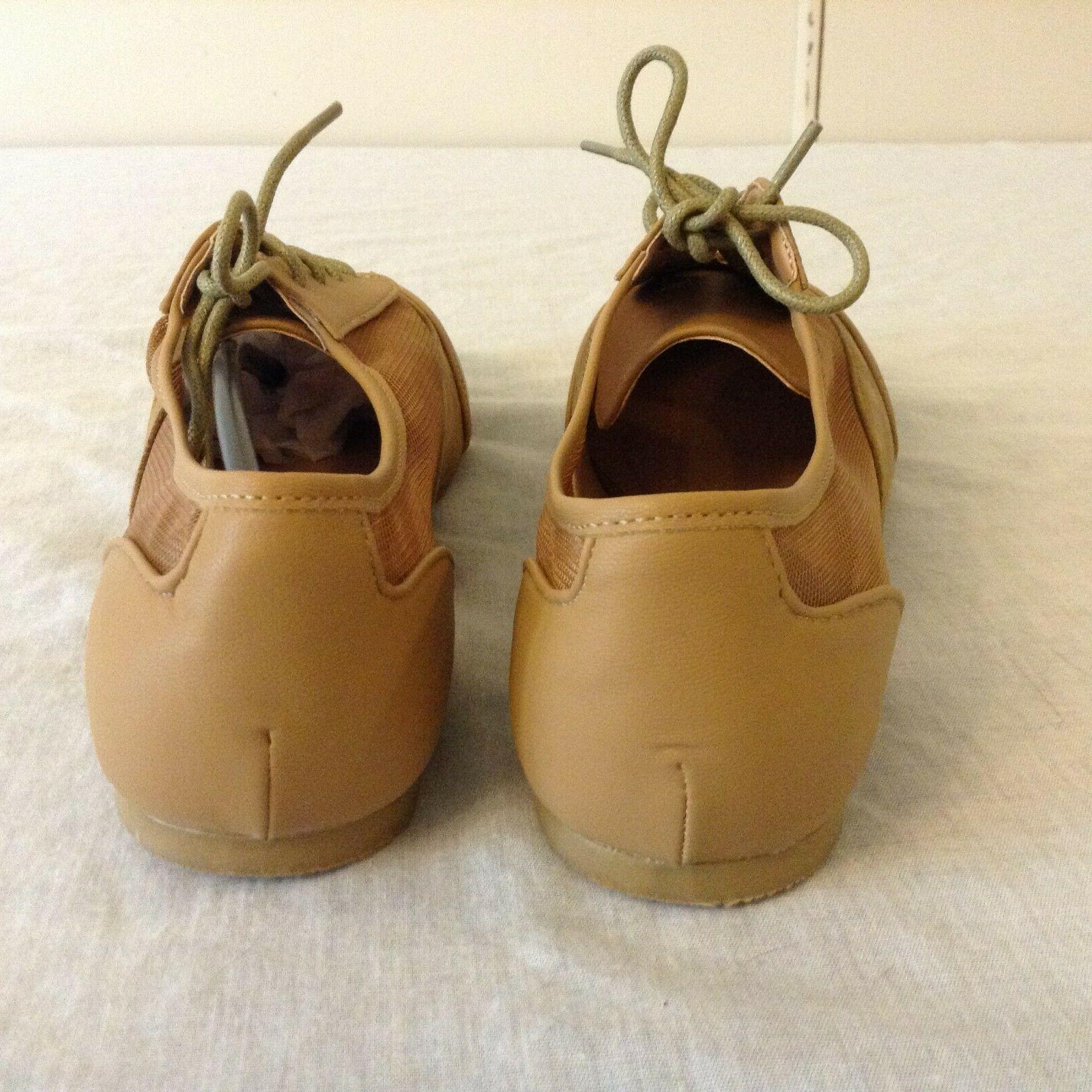 Women's Oxford Lace Up Shoes Size