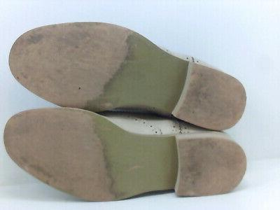 Wanted Shoes Almond Oxfords, Size 9.0