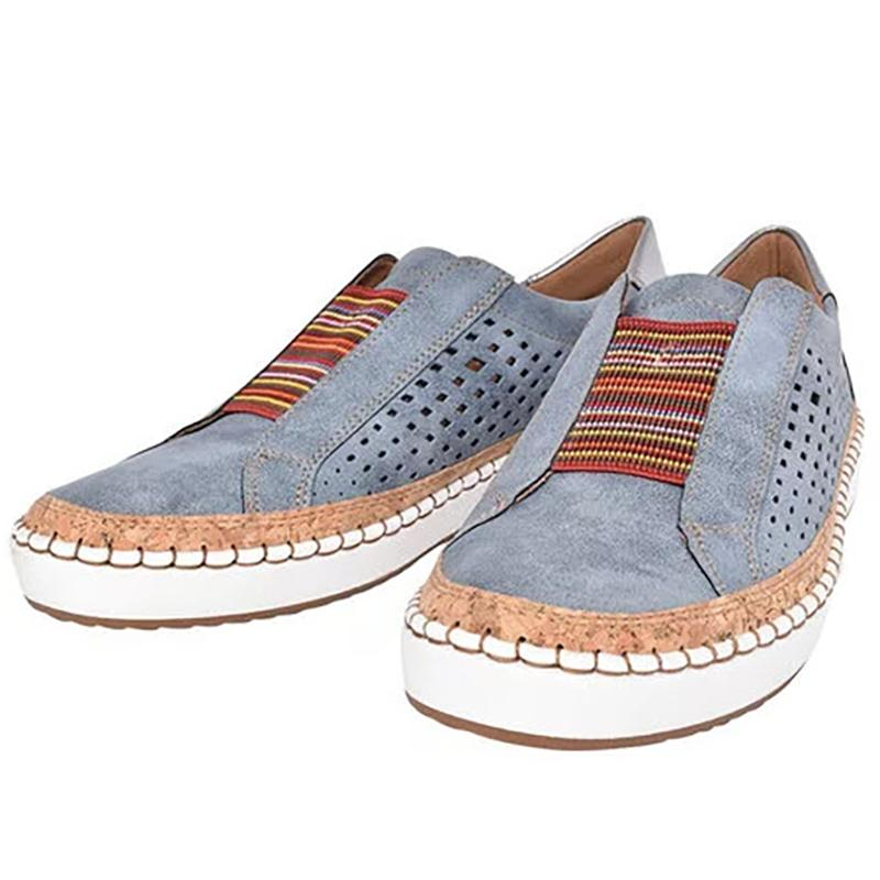 Womens Sneakers Flat Casual Pumps Shoes 9