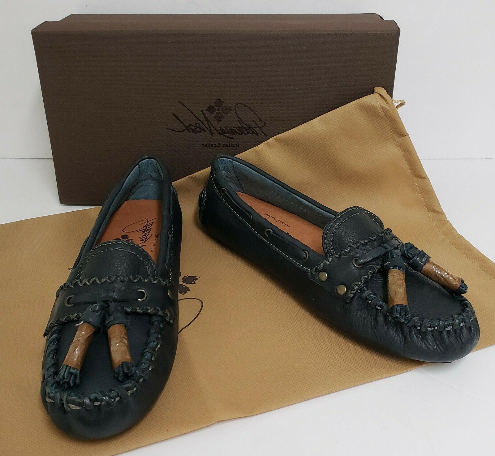 Patricia Nash Womens DOMENICA Flat Shoes OXFORD Medium Width